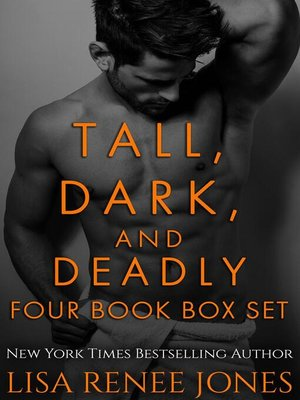 cover image of Tall, Dark and Deadly Four Book Box Set