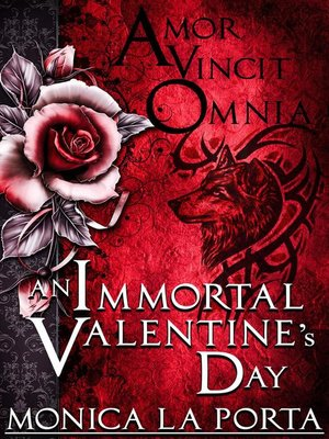 cover image of An Immortal Valentine's Day