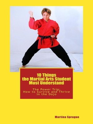 cover image of 10 Things the Martial Arts Student Must Understand