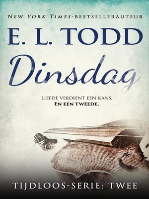 cover image of Dinsdag