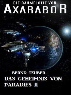 cover image of Die Raumflotte von Axarabor #32