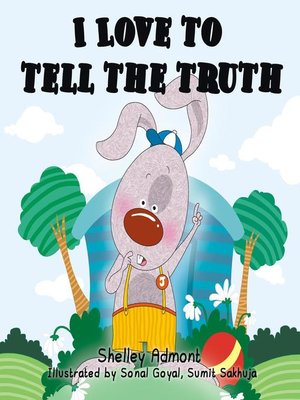 cover image of I Love to Tell the Truth