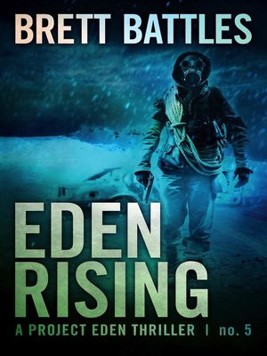 cover image of Eden Rising
