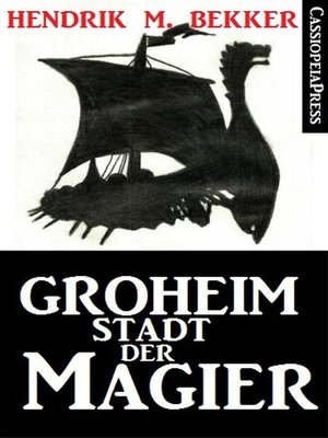 cover image of Groheim--Stadt der Magier