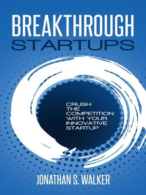 cover image of Breakthrough Startups
