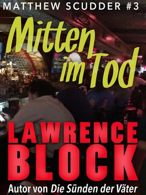 cover image of Mitten im Tod