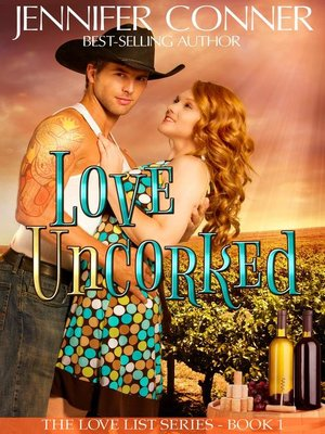 cover image of Love Uncorked
