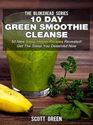 cover image of 10 Day Green Smoothie Cleanse