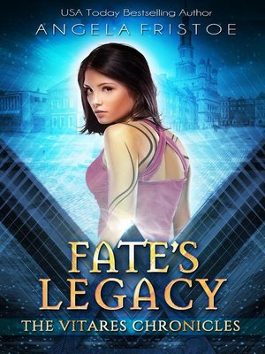 cover image of Fate's Legacy