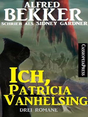 cover image of Ich, Patricia Vanhelsing
