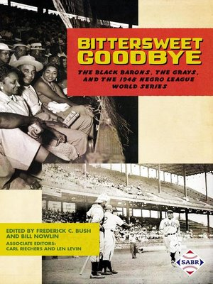 cover image of Bittersweet Goodbye