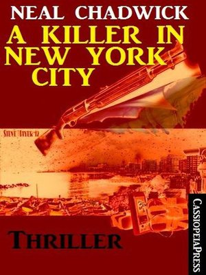 cover image of A Killer in New York City