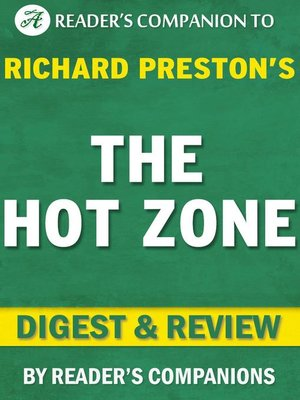 cover image of The Hot Zone by Richard Preston | Digest & Review