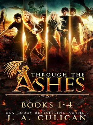 cover image of Through the Ashes