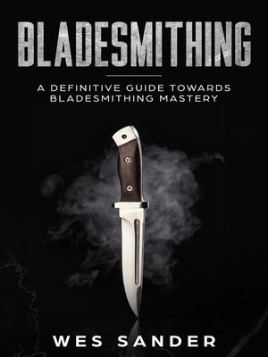 cover image of Bladesmithing