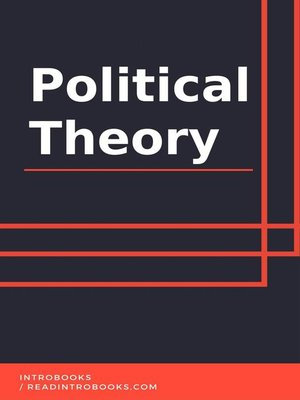 cover image of Political Theory