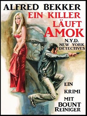 cover image of Bount Reiniger--Ein Killer läuft Amok