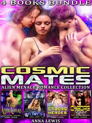 cover image of Cosmic Mates