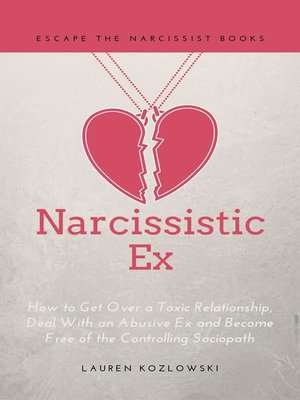 cover image of Narcissistic Ex