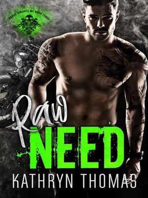 cover image of Raw Need (Book 3)
