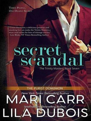 cover image of Secret Scandal