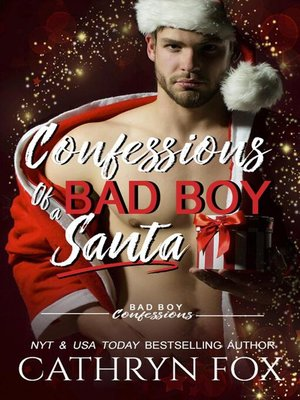 cover image of Confessions of a Bad Boy Santa