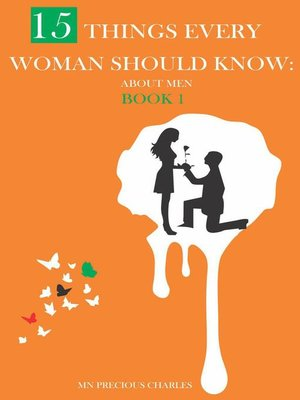 cover image of 15 Things Every Woman Should Know About Men 1