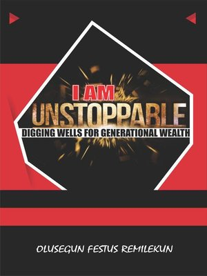 cover image of I Am Unstoppable