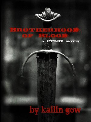 cover image of Brotherhood of Blood