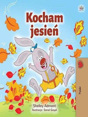 cover image of Kocham jesień