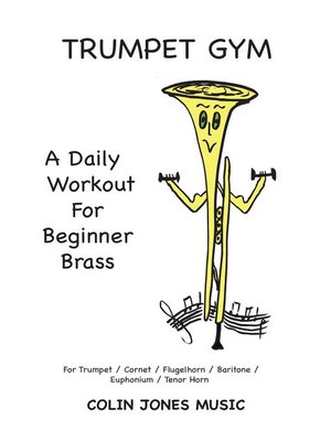 cover image of Trumpet Gym