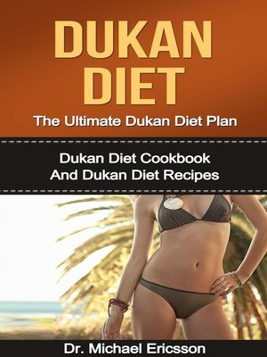cover image of Dukan Diet