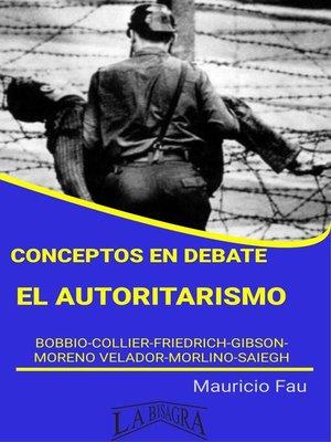 cover image of El Autoritarismo