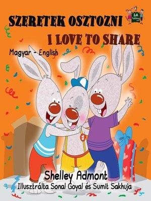 cover image of Szeretek osztozni I Love to Share