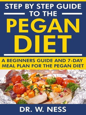 cover image of Step by Step Guide to the Pegan Diet