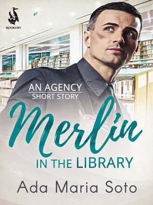 cover image of Merlin in the Library