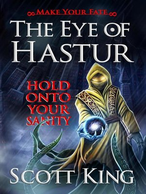cover image of The Eye of Hastur