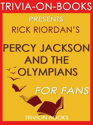 cover image of Percy Jackson and the Olympians