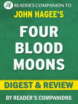 cover image of Four Blood Moons