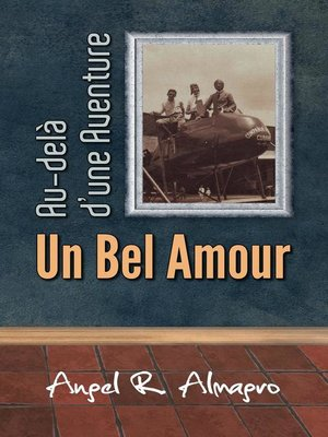 cover image of Au-delà d'une aventure, un bel amour