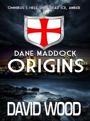 cover image of Dane Maddock Origins- Omnibus 1