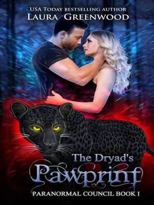 cover image of The Dryad's Pawprint