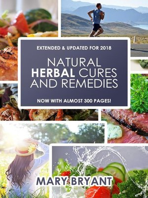 cover image of Natural Herbal Cures and Remedies