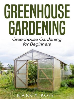 cover image of Greenhouse Gardening