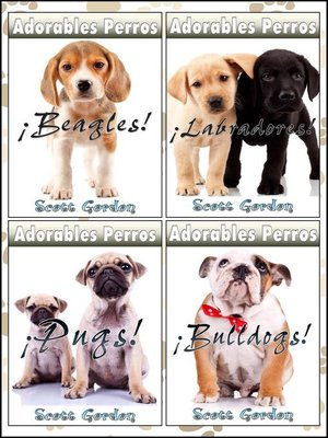 cover image of Adorables Perros Recopilación Volume 1