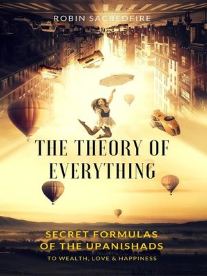 cover image of The Theory of Everything