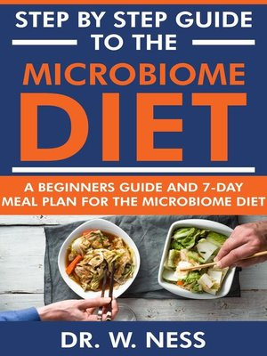cover image of Step by Step Guide to the Microbiome Diet