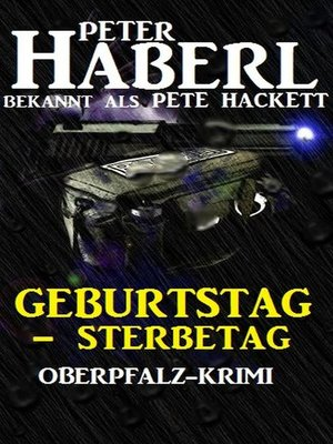 cover image of Geburtstag--Sterbetag