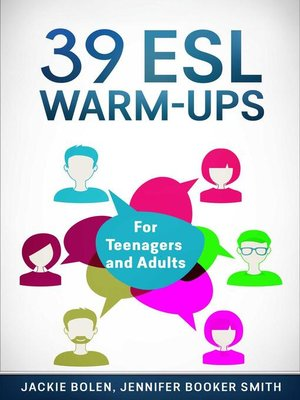 cover image of 39 ESL Warm-Ups