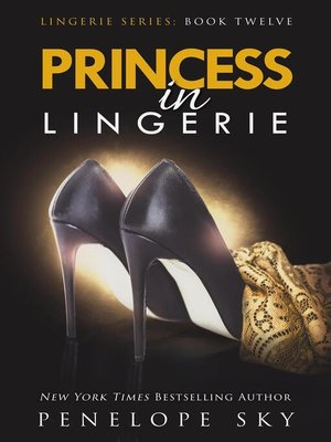 cover image of Princess in Lingerie